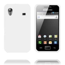 Mjukskal (Vit) Samsung Galaxy Ace Silikonskal