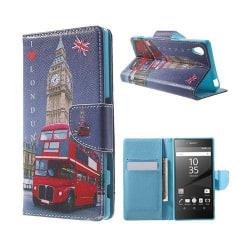Moberg Sony Xperia Z5 Fodral - Big Ben & Buss