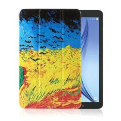Moberg Tri-fold Läderfodral till Samsung Galaxy Tab E. 9.6 -