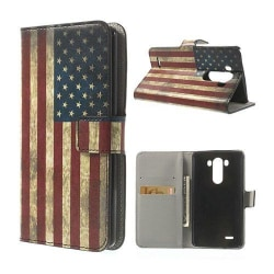 Moberg (USA) LG G3 Flip-Fodral