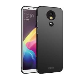 MOFI Motorola Moto E5 Plus mobilskal plast matt - Svart