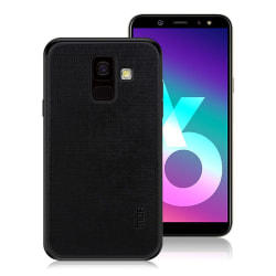 MOFI Samsung Galaxy A6 (2018) mobilskal TPU plast duk - Svar
