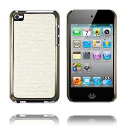 Monte Carlo Electroplated (Svart - Vita Ränder) iPod Touch 4