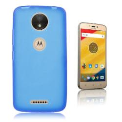 Motorola Moto C Plus Slimmat skal - Blå
