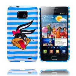 Mr. Bunny (Rosa Rosett) Samsung Galaxy S2 Skal