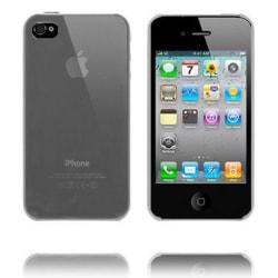 Naked (Grå) iPhone 4 Skal
