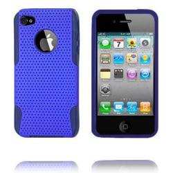 Neutronic (Blå) iPhone 4/4S Skal