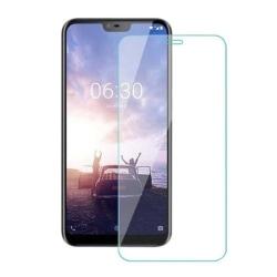 Nokia 6.1 Plus / X6 (2018) skärmskydd tempererat glas