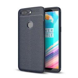 OnePlus 5T Snyggt skal - Blå