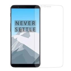 OnePlus 5T Tunt extra glas - Genomskinligt