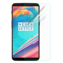 OnePlus 5T ultra clear LCD screen protector - 3-Pack
