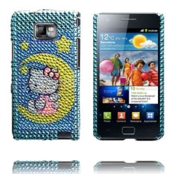 Paris Samsung Galaxy S2 Skal - Hello Kitty