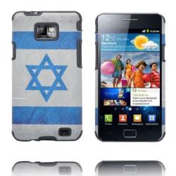 Patriot (Israeli Flag) Samsung Galaxy S2 Skal