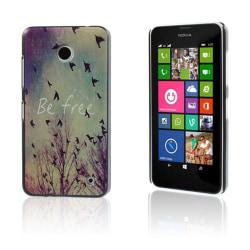Persson Nokia Lumia 630/635 Skal - Be Free