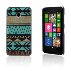 Persson Nokia Lumia 630/635 Skal - Geometriska Mönster