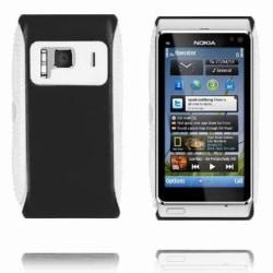 Quadro (Svart) Nokia N8 Skal