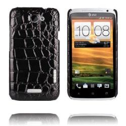 Raptor (Svart) HTC One X Skal