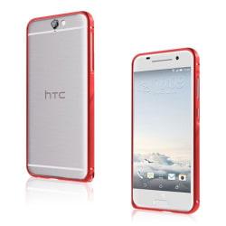 Remes HTC One A9 Metall Stötfångare - Röd