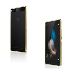 Remes Huawei Ascend P8 Metall Bumper - Champagne