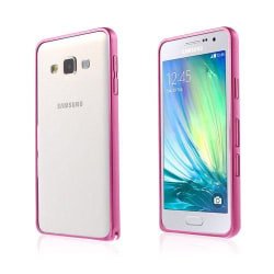 Remes Samsung Galaxy A3 Bumper - Het Rosa