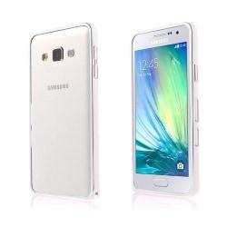 Remes Samsung Galaxy A3 Bumper - Silver