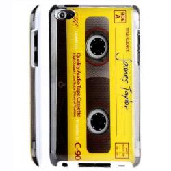 RETRO Skal (Kassettband) iPod Touch 4 Skal