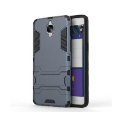 Rollo OnePlus 3 Hybridskal - Mörkblå