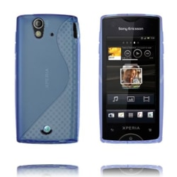 S-Line (Blå) Sony Ericsson Xperia Ray Skal