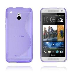 S-Line (Lila) HTC One Mini Skal
