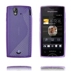 S-Line (Lila) Sony Ericsson Xperia Ray Skal