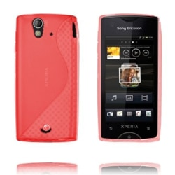 S-Line (Röd) Sony Ericsson Xperia Ray Skal