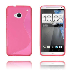 S-Line (Rosa) HTC One Skal