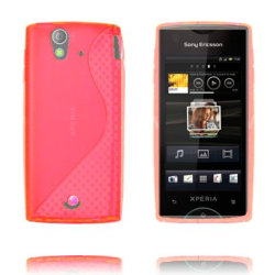S-Line (Rosa) Sony Ericsson Xperia Ray Skal