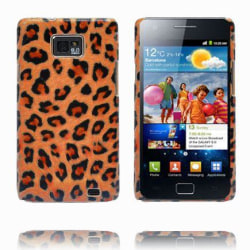 Safari Fashion (Sand Orange) Samsung Galaxy S2 Skal