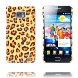 Safari Rugged (Orange Leopard) Samsung Galaxy S2 Skal