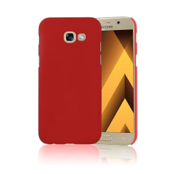 Samsung Galaxy A5 (2017) hårdplastskal - Röd