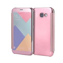 Samsung Galaxy A5 (2017) smart hybridfodral - Rosa guld