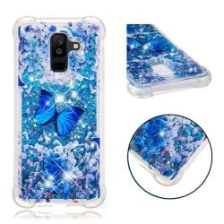 Samsung Galaxy A6 Plus (2018) mobilskal silikon flytande gli