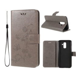 Samsung Galaxy A6 plus (2018) och A9 Star Lite mobilfodral P