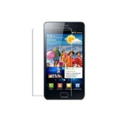 Samsung Galaxy S2 Displayskydd (Klar)