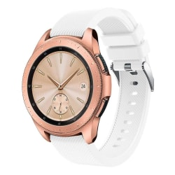 Samsung Galaxy Watch (42mm) klockarmband silikon kypra textu