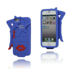 Sexy Grenade (Blå) iPhone 5 / 5S Skal