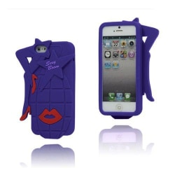 Sexy Grenade (Lila) iPhone 5 / 5S Skal