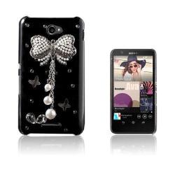 Shine Sony Xperia E4 Hårt Skal - Diamant Fluga