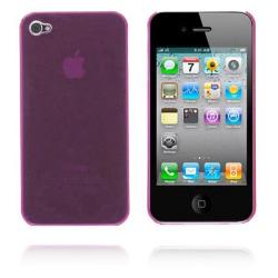 Slim Series (Ljusrosa) iPhone 4 Skal