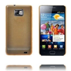 Slim Series (Orange) Samsung Galaxy S2 Skal