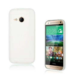 Soft Shell (Vit) HTC One Mini 2 Skal