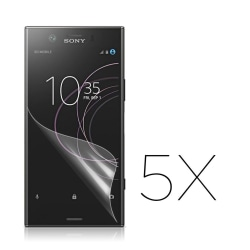 Sony Xperia XZ1 Compact Fem pack display film - Genomskilnig