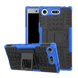 Sony Xperia XZ1 Kompakt TPU-skal för däckmönster - Blå