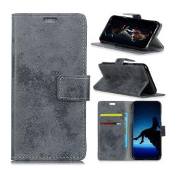Sony Xperia XZ3 mobilfodral syntetläder silikon plånbok ståe